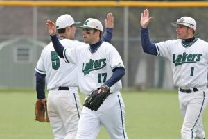 Sports Information photo: The Mercyhurst baseball team looks to continue their hot streak in the PSAC tournament.  Entering with the No. 1 seed, the Lakers finished the regular season winning 14 of the final 15 games.
