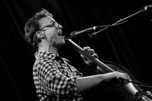 Musician Ben Sollee will thrill audiences with his unique cello stylings and smooth-smoky vocals.: kdhx.org photo
