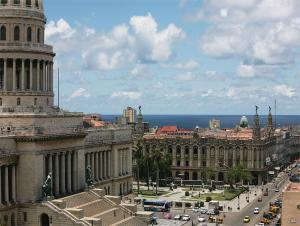 Mercyhurst photo: Students will tour places like Cuba's capital, Havana and Old Havana.