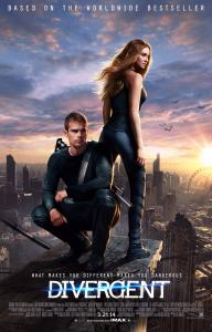 "themoviemash.com photo: ""Divergent"" offers mixed reviews for series readers and movie viewers alike."