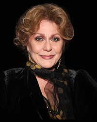 Actress Elizabeth Ashley will speeak about her 50 year career, among other things, in the PAC on March 26 at 8 p.m.: mercyhurst.edu photo