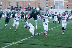 The Mercyhurst football team played their final game of the season against Shippensburg on Friday, Nov. 15. The Lakers ended the: Jake Lowy