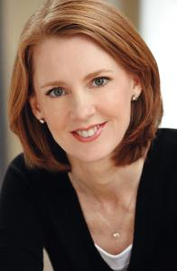 "powerofmoms.com photo: Gretchen Rubin, author of ""The Happiness Project"" will give a presentation on Nov. 11 in the PAC."