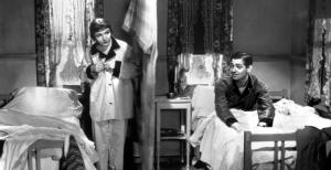 """The classic film """"It Happened One Night"""" will be playing on Sunday in Taylor Little Theatre.: miac photo"""