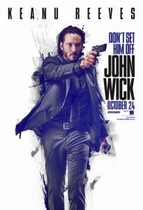 "Reenacting the archetype revenge story, ""John Wick"" promises dark humor and non-stop action, more than delivering on what it pro: impawards.com photo"