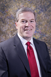 mercyhurst.edu photo: David Livingston, Ph.D., named president of Lourdes University in Sylvania, Ohio.