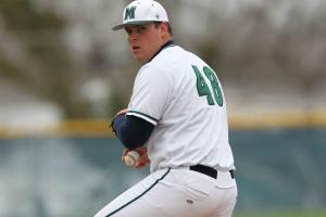 Sydney Cuscino photo: Mercyhurst University men's baseball now holds a 9-6 record in the Pennsylvania State Athletic Conference (PSAC) Western Divisio