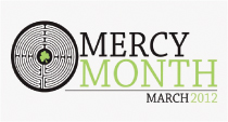 Mercy Month Logo