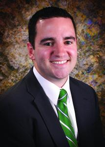 Contributed photo: Ryan Palm, a 2007 graduate from Mercyhurst was extremely involved in campus activities during his four years here.