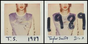 """Swift leaves country sounds behind on her new album """"1989"""".: creativedisc.com photo"""