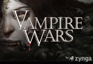 Vampire Wars only gets 1/5 stars