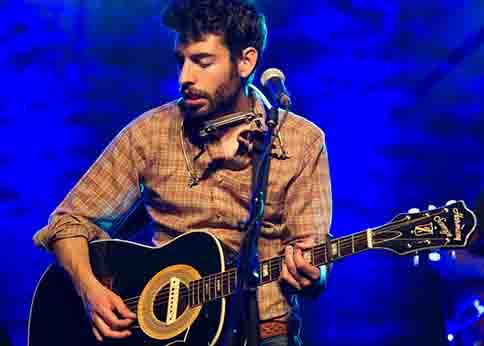 Folk musician Leif Vollebekk will be returning to the Erie Art Museum on Sept. 29, at 7:30 p.m.