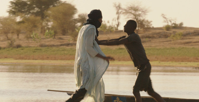 """""""Timbuktu"""" tells the story of a family whose faith is challenged."""