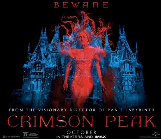 The+horror+movie+%22Crimson+Peak%22+makes+up+in+beautiful+sets+what+it+lacks+in+scariness.+