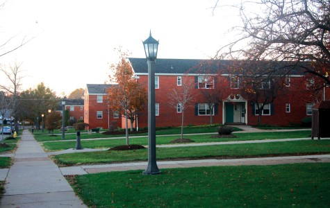 Student athletes will be required to live in on-campus apartments and townhouses beginning next fall.