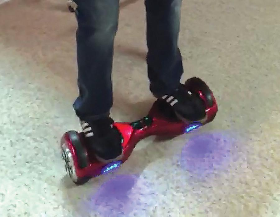 Hoverboards, which were a popular Christmas gift in 2015, have proven to be fire hazards.
