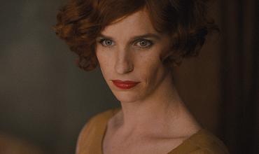 Oscar Nominee Eddie Redmayne as Lilli in 'The Danish Girl.'