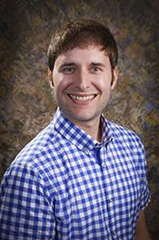 Brett Johnson, Ph.D, the new interim director of MIAC.
