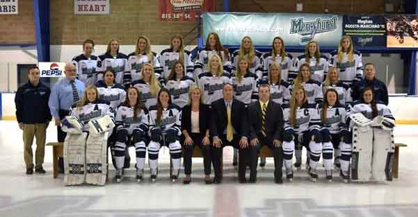 Mercyhurst+women%E2%80%99s+ice+hockey+was+ranked+second+in+preseason+College+Hockey+America+poll.