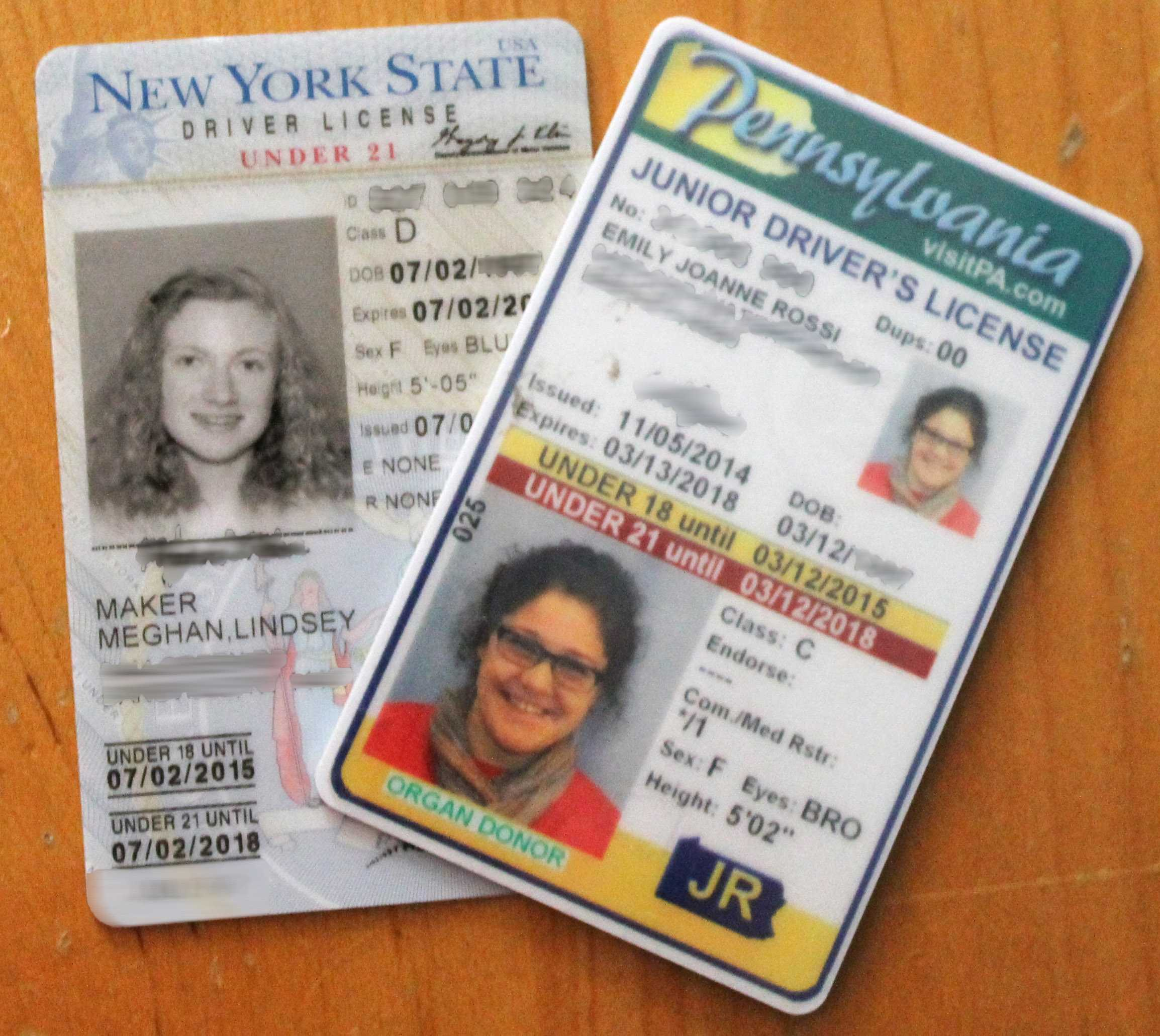 pa drivers license requirements over 18