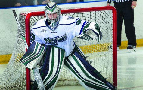 Mercyhurst men's ice hockey defeats Canisius College in NY