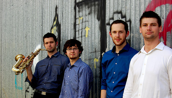Singularity saxophone quartet will perform in Walker Recital Hall on Dec. 3 at 2 p.m.