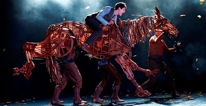 """The encore presentation of """"War Horse"""" will be streamed to the Performing Arts Center."""