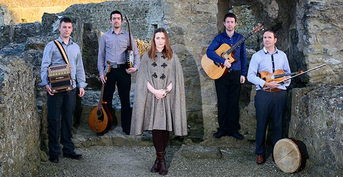 Caladh Nua to perform in the Mary D' Angelo Performing Arts Center on March 2 at 7:30 p.m.