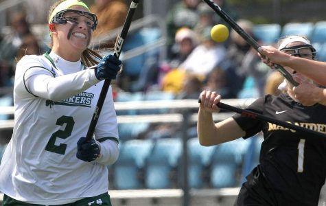 Women's LAX falls to East Stroudsburg