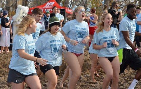 Freezin' for a reason: Students to plunge into Lake Erie for Special Olympics