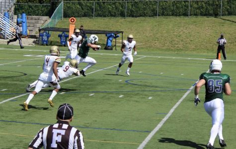 Kutztown tops football 21-16