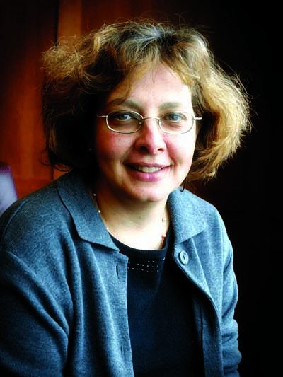 Selin Yalcindag, Ph.D., left Turkey nearly 35 years ago.