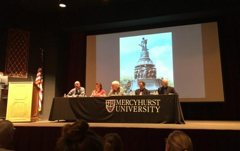 Offensive or historical? Forum discusses future of Confederate monuments