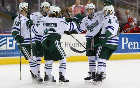 MU hockey splits