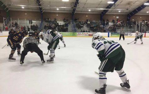 Hockey breaks with Canisius