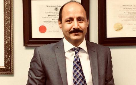 New at Hurst: Afzal Upal, Ph.D.