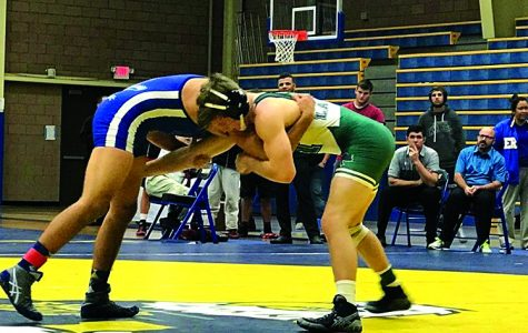 Wrestling travels to Embry-Riddle