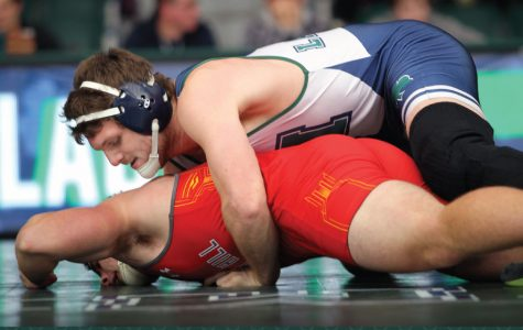 Wrestling takes first loss of year