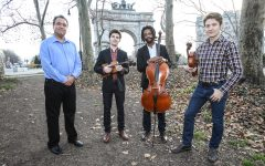 Quartet performance to be a 'Turtle'-y big hit