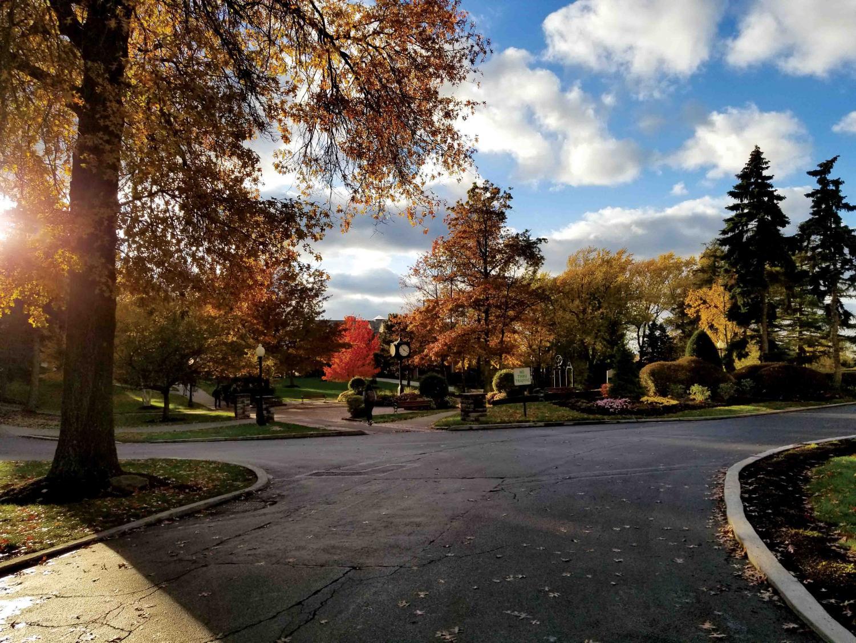 Garvey Park, a green space in the center of Mercyhurst campus named for William P. Garvey, former Mercyhurst president, will be renamed.