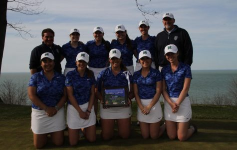 Women's golf first in invitational