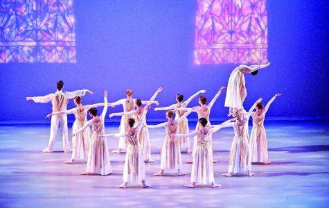Liturgical dance team inspires believers