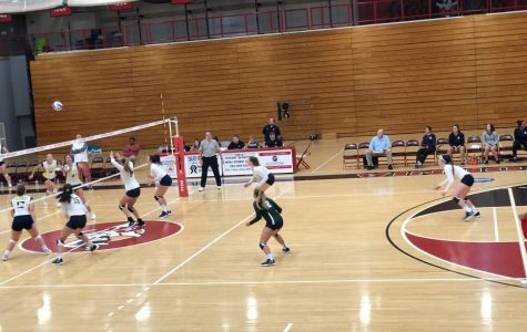 Volleyball splits in series