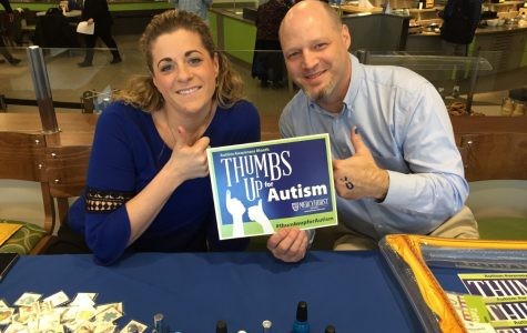 Thumbs Up for Autism