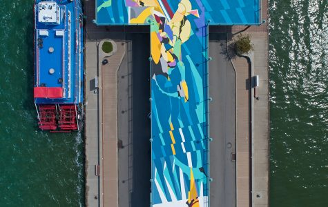 Artists give Erie a little more color