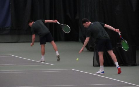 Mercyhurst tennis teams return to action on court