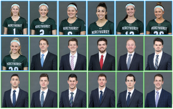 Recognizing Senior Athletes: Women's and Men's Lacrosse