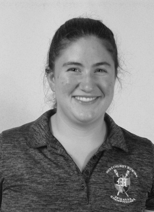 New at Hurst: Ellen Reifenberger