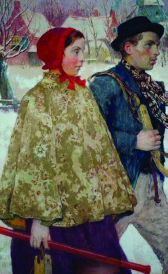 Art stolen in WWII returned