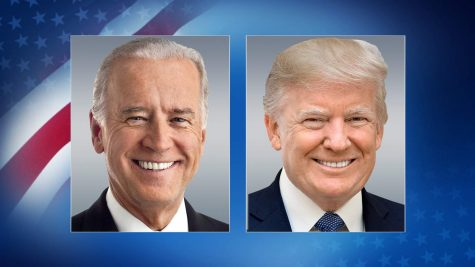 President Donald Trump and former vice president Joe Biden are neck in neck in their race for presidency.